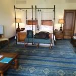 Suite with two twin beds