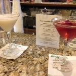 Martinis at Tango during Martini Week