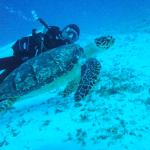 The 2 best Dive Masters on the Island of Cozumel