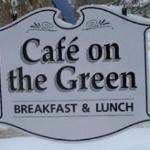 Cafe on the Green