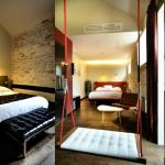 Chambres contemporaines