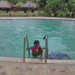 Me in swimming pool