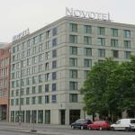 Photo de Novotel Berlin Mitte