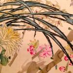 Detail, from Chinese painting.