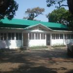 View of deluxe rooms from outside