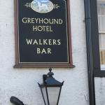 The Greyhound Hotel Foto