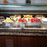 Picturesque grounds and superb breakfast at Magdelena grand beach resort Tobago