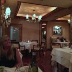 Beautiful restaurant, great food but very small portions
