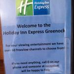 Holiday Inn Express Greenock照片