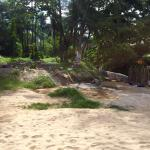 The other side of the Mai House Resort