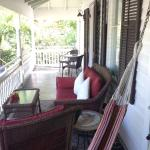 Our wraparound porch