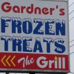 Gardner's Frozen Treats