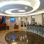 Entry lobby and reception