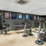 Gimnasio Hotel Monte Real