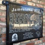Foto de Jamestown Hotel