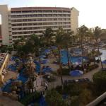 View from room 1404