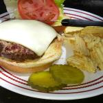 Great burgers at great prices
