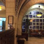 Foto de Jerusalem International YMCA, Three Arches Hotel