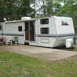 Foto de River of Lakes Riverfront Campground and Resort