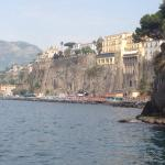 Sorrento was a fantastic destination for a holiday. And the hotel Eden was the perfect base to e