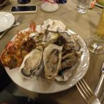 The oysters were Extra Large