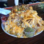 Carlos N Charlies strikes again. GREAT nachos.