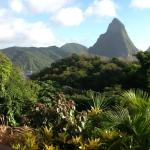 Piton view from room.