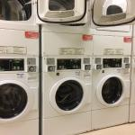 Abundant laundry facilities