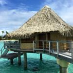 صورة فوتوغرافية لـ ‪InterContinental Bora Bora Le Moana Resort‬
