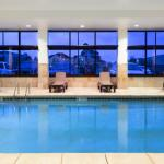 Make a splash year-round, in our indoor pool.