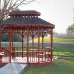 Relaxing Gazebo for our guests