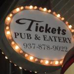 Tickets Pub & Eatery