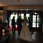 Wedding at Castor Hall