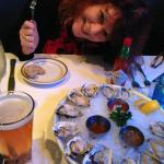 My birthday dinner October 2014 at a restaurant within 5 minutes walk from Mayflower Park.