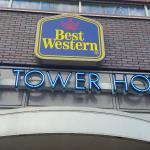 Photo of BEST WESTERN Blue Tower Hotel