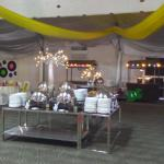 MAH DINNER 2014 AT GLORY BEACH RESORT PD SET UP BY FNB TEAM