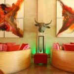 Rouge Lounge Bar, Villas & Spa Foto