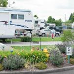 Phoenix RV Park - Every site includes water, sewer, and Cable TV.