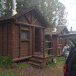 Photo de Roosevelt Lodge Cabins