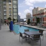 OUTDOOR POOL 4TH FLOOR