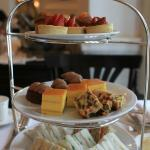 Tiffin afternoon tea