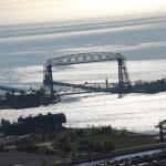 Bridge seen from Enger Tower