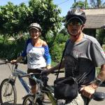 Great downhill bike ride from near Kintamani , our whole family loved it.
