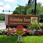 Mr. Smiley at Holiday Inn Orlando - Downtown Disney Area