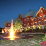 Foto de Auberge Godefroy Hotel, Spa and Golf