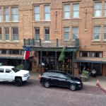 The Stockyards Hotel