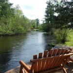 Penrod's Au Sable River Resort resmi