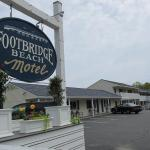Foto van Footbridge Beach Motel