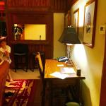 Wilderness Lodge Yosemite VP Suite View of Desk and Bar Area