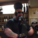 Chris aka 'fat Elvis' is a top landlord. He loves the village and will look after you from start